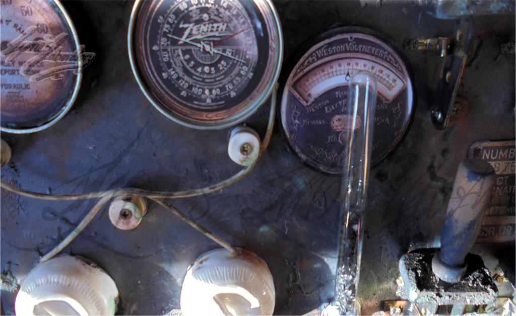 cuadro electrico detalle cableado